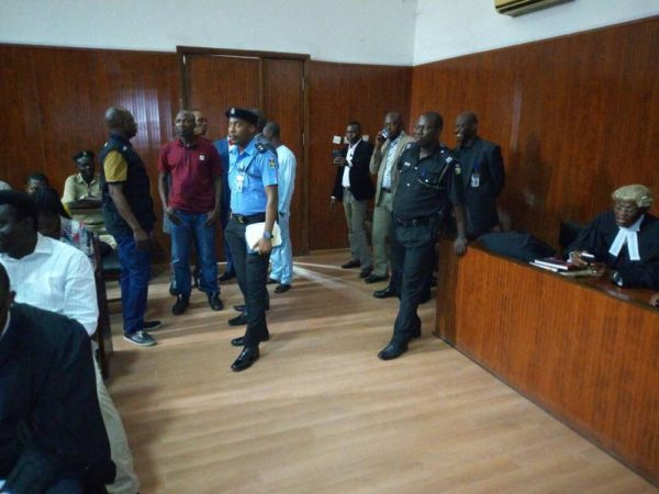 Evans pleads Guilty to Kidnapping Charges - BellaNaija