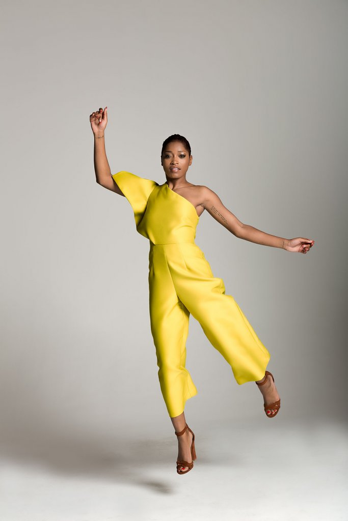 Keke Palmer features in Hannah Magazines Future Perfect Editorial