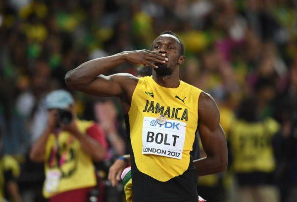 Usain Bolt loses last solo race to Justin Gatlin, Comes Third - BellaNaija