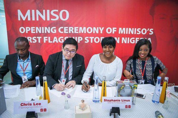 stephanie linus miniso 3 600x400 - Stephanie Linus Becomes Brand Ambassador for Miniso