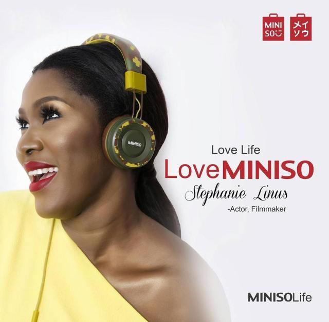 stephanie linus miniso - Stephanie Linus Becomes Brand Ambassador for Miniso