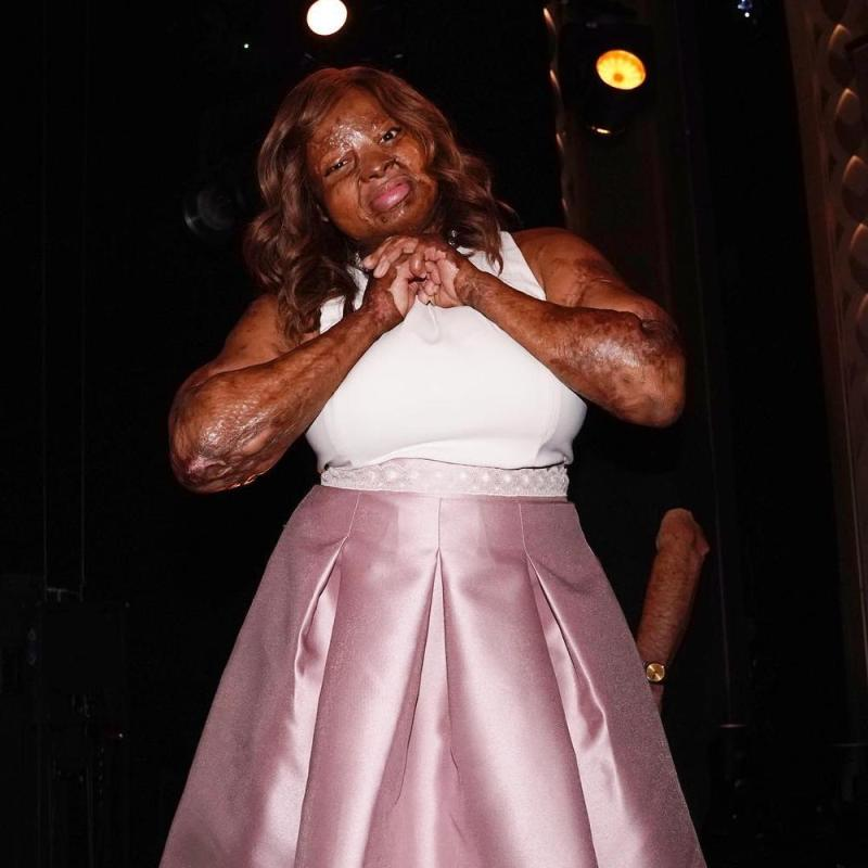 BellaNaija - #AGT2017: Kechi makes Top 10! 💃