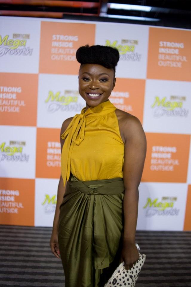 Afua Osei - Tiwa Savage shut down the Profectiv MegaGrowth #MegaParty with her Performance