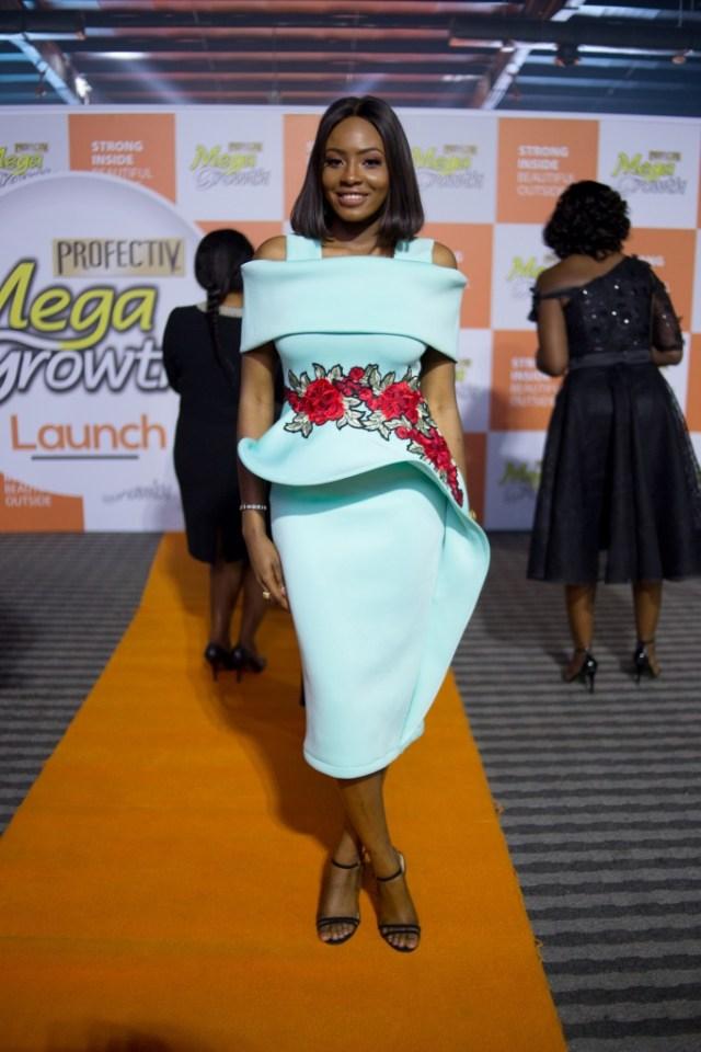 Amira Alfa Ibrahim - Tiwa Savage shut down the Profectiv MegaGrowth #MegaParty with her Performance