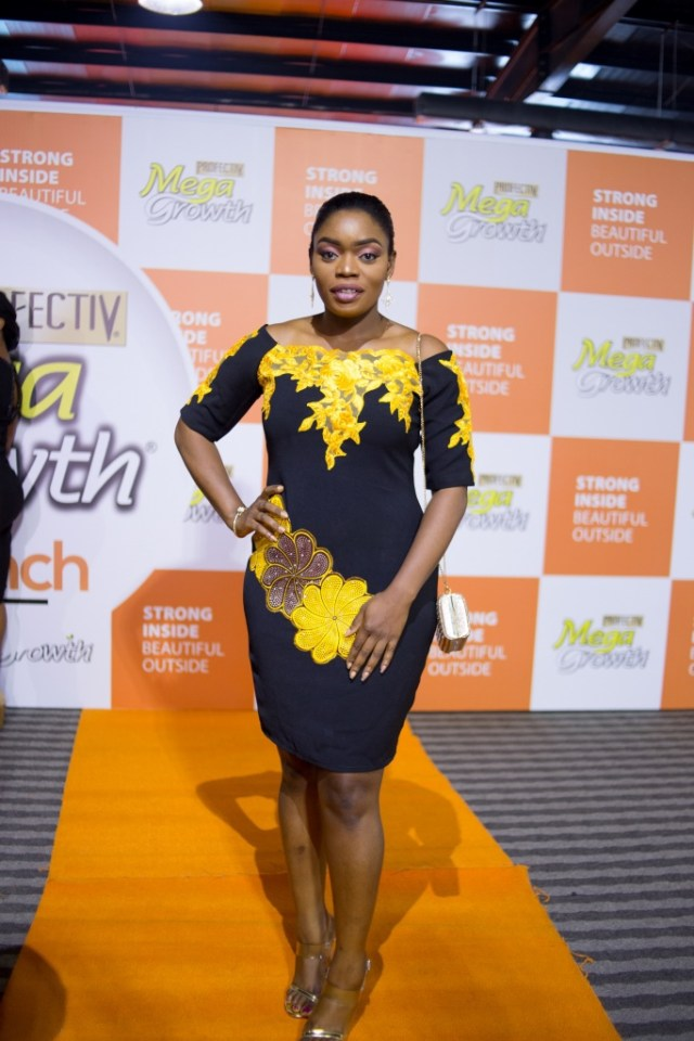 Bisola Aiyeola - Tiwa Savage shut down the Profectiv MegaGrowth #MegaParty with her Performance