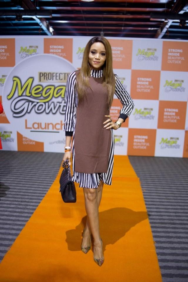 Ezinne Alfa - Tiwa Savage shut down the Profectiv MegaGrowth #MegaParty with her Performance