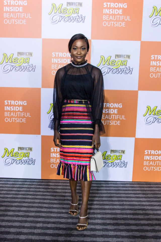 Idiat Olugbode - Tiwa Savage shut down the Profectiv MegaGrowth #MegaParty with her Performance