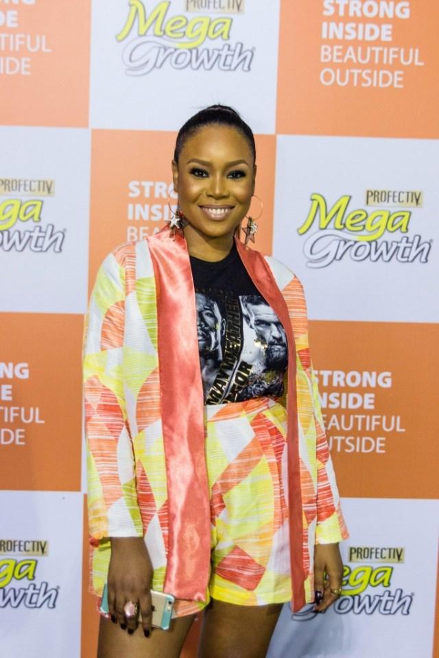 Mimi Onalaja - Tiwa Savage shut down the Profectiv MegaGrowth #MegaParty with her Performance