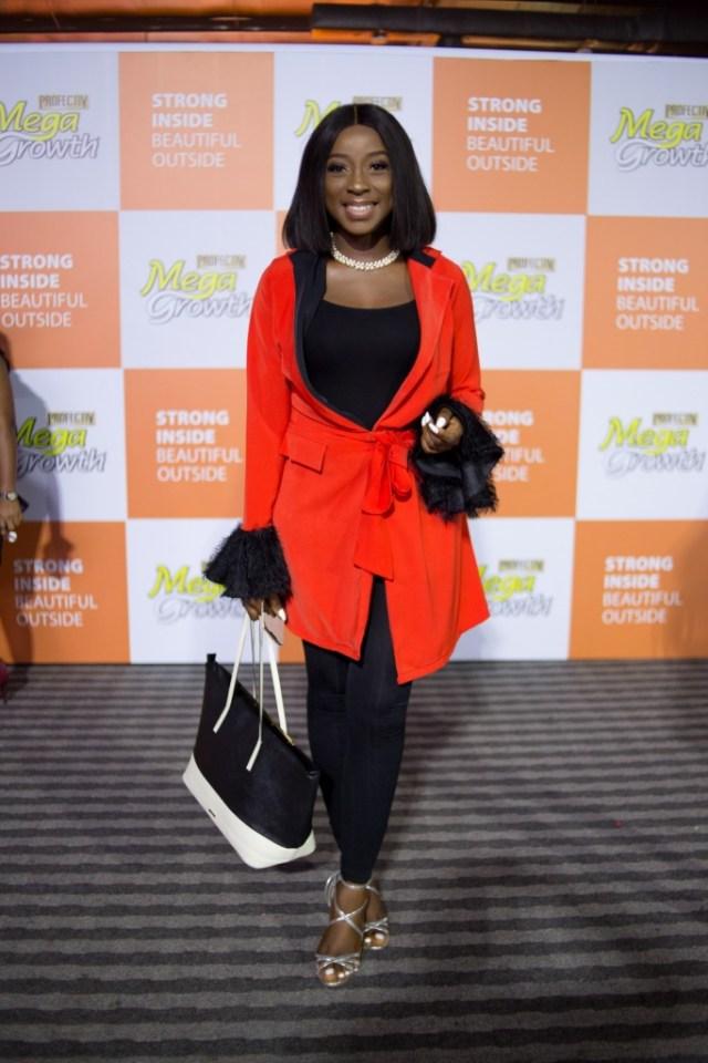 Olive Emodi - Tiwa Savage shut down the Profectiv MegaGrowth #MegaParty with her Performance
