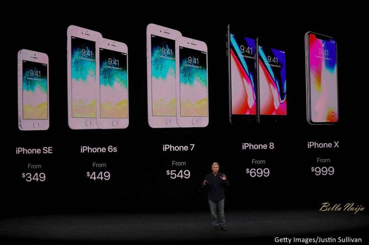 BellaNaija - #AppleEvent: Apple announce release date and specs for new product iPhone X