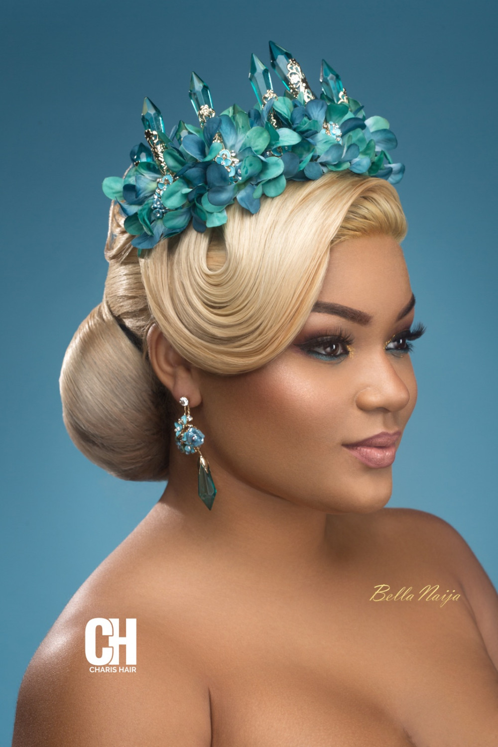 BN Bridal Beauty Hair of Thrones is a Celebration of Women  Charis Hair