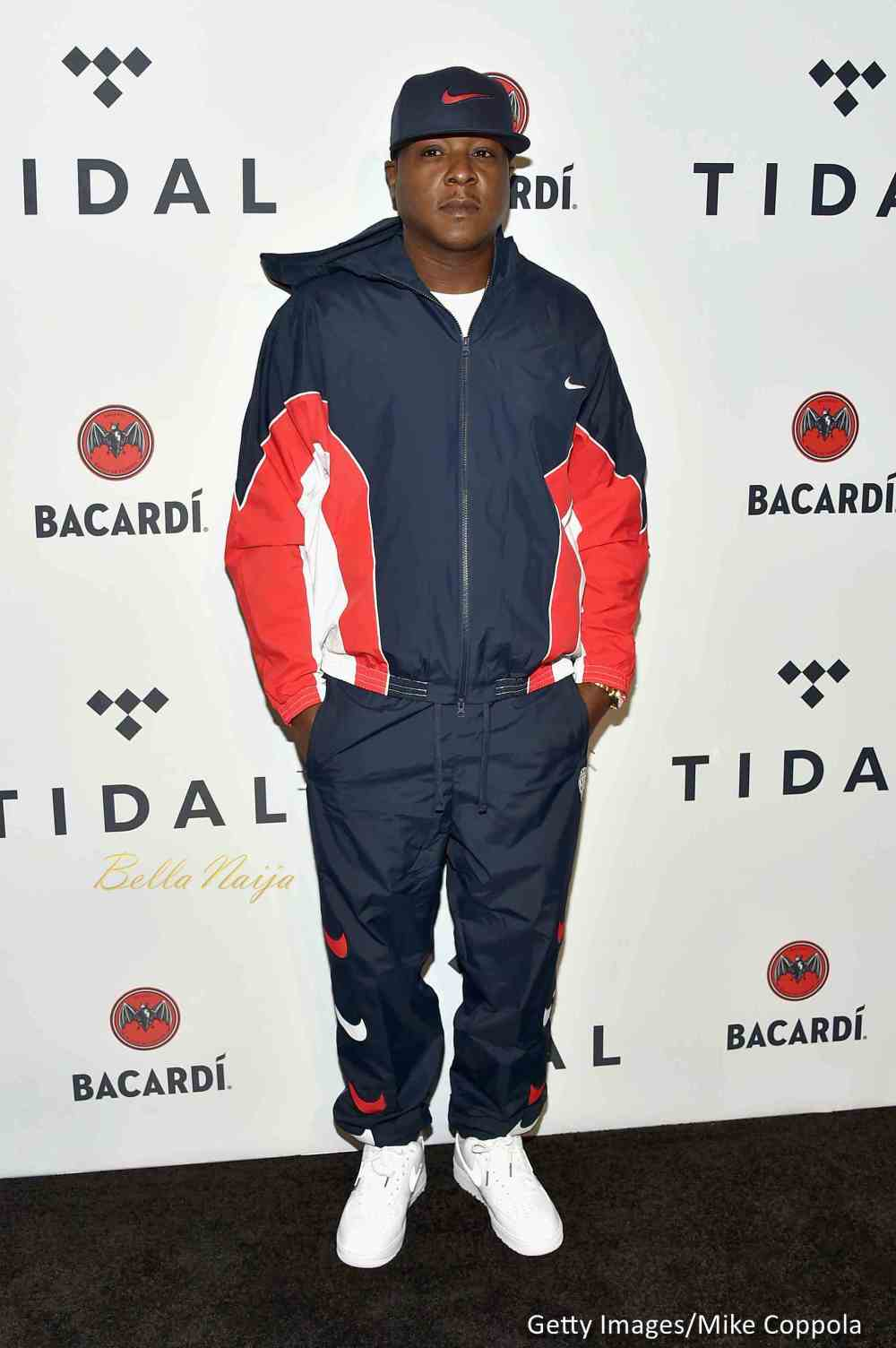#TidalXBrooklyn: Mr Eazi takes the stage alongside JAY-Z, Chris Brown, Cardi B