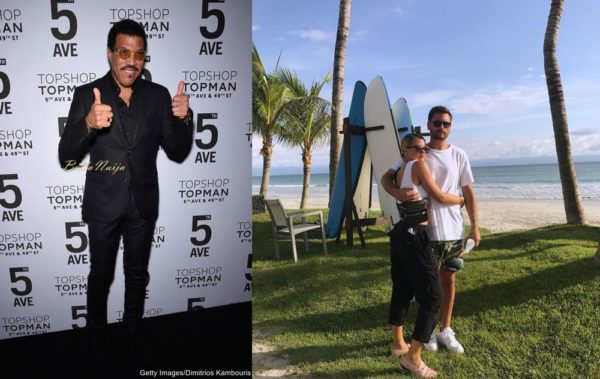 I'm scared to death my daughter's dating Scott Disick - Lionel Richie - BellaNaija