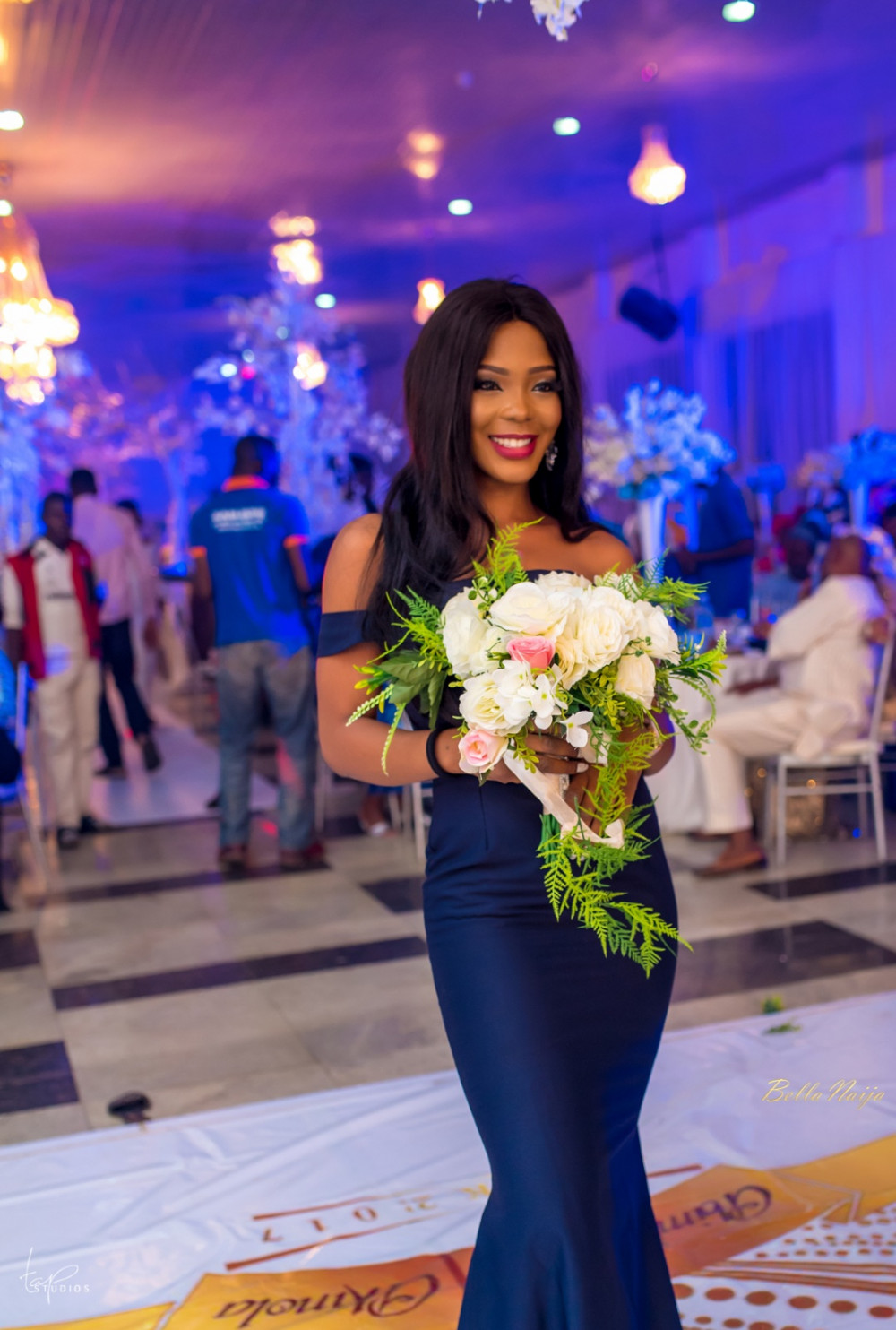Bimbo and Akinolas Lovely Ask2017 Wedding TAP Studios