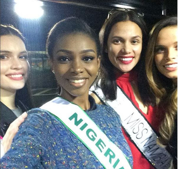 Meet Nigeria's Rep Stephanie Agbasi At MissUniverse2017