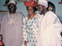 Dele Momodu and Wife celebrate 25th Wedding Anniversary ...