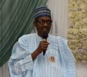 President Buhari-I will remain focused to move the country forward""