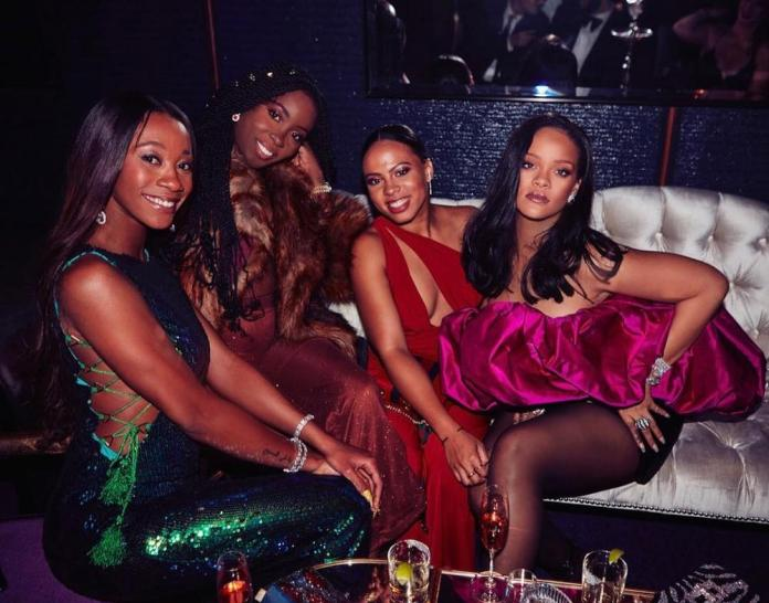 Here's how Rihanna Celebrated her 30th Birthday