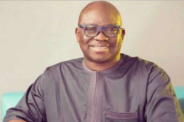 "Fayose doing ""Fairly Okay"" after Car Accident on 3rd Mainland Bridge"