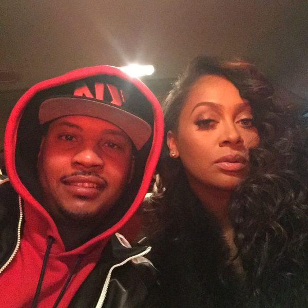Are Carmelo and Lala Anthony Back Together? - BellaNaija