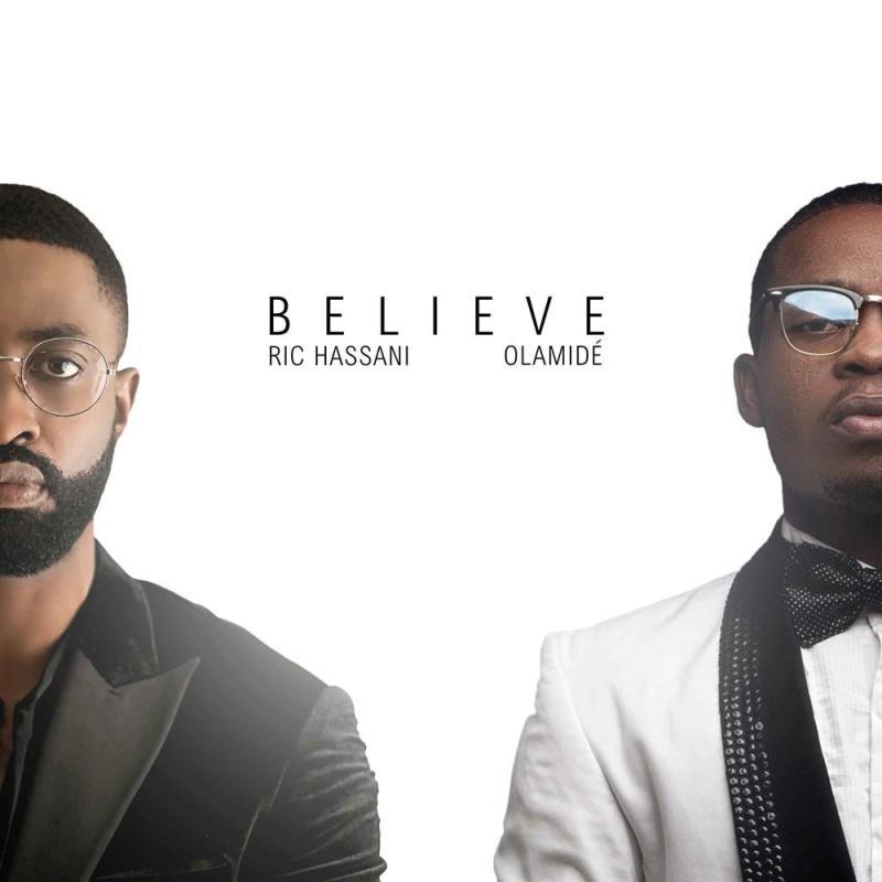 MUSIC: Ric Hassani - Believe (Remix) ft Olamide   TheBlog