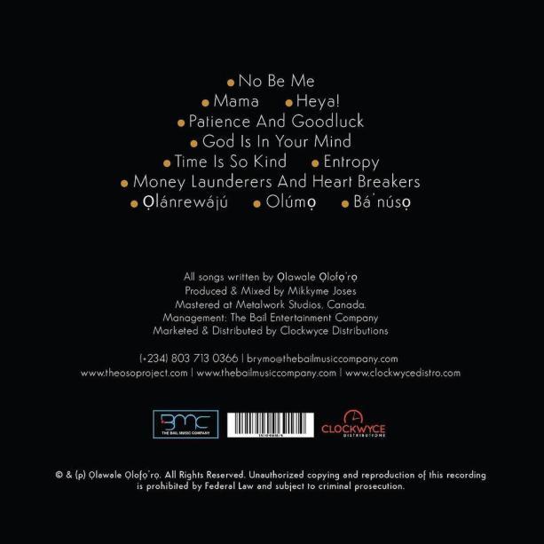 "Brymo unveils 6th Studio Album ""OṢÓ"" | Watch Video for ""Heya"" on BN"