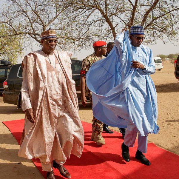 "#DapchiGirls: My response is a ""clear departure from the insensitivity"" of Jonathan's - Buhari - BellaNaija"