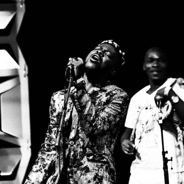 Watch Adekunle Gold & Seyi Shay Performance For SXSW 2018
