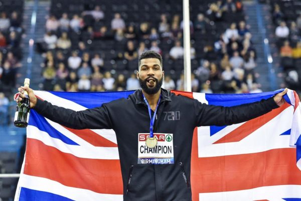 Mike Edwards selected as Nigeria's 1st High Jumper at Commonwealth Games in 50 Years - BellaNaija