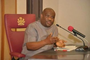 Image result for Governor Wike