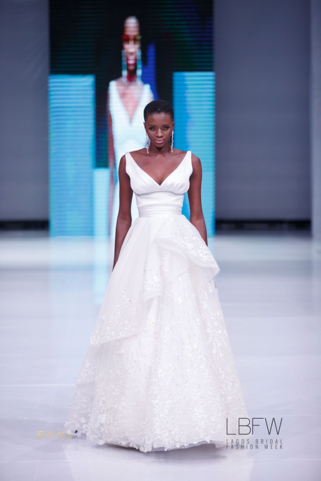 Lagos bridal fashion week