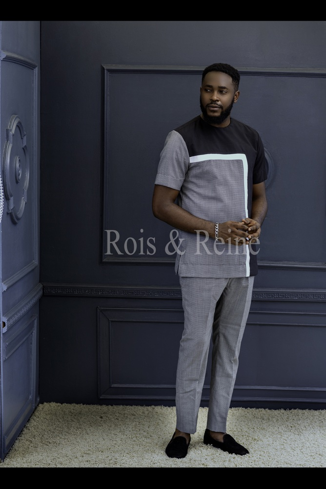 Rois and Reine reveals 'STEEL'  its Latest collection