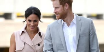 Here Are More Details on Prince Harry & Meghan Markle Stepping Back from the Royal family