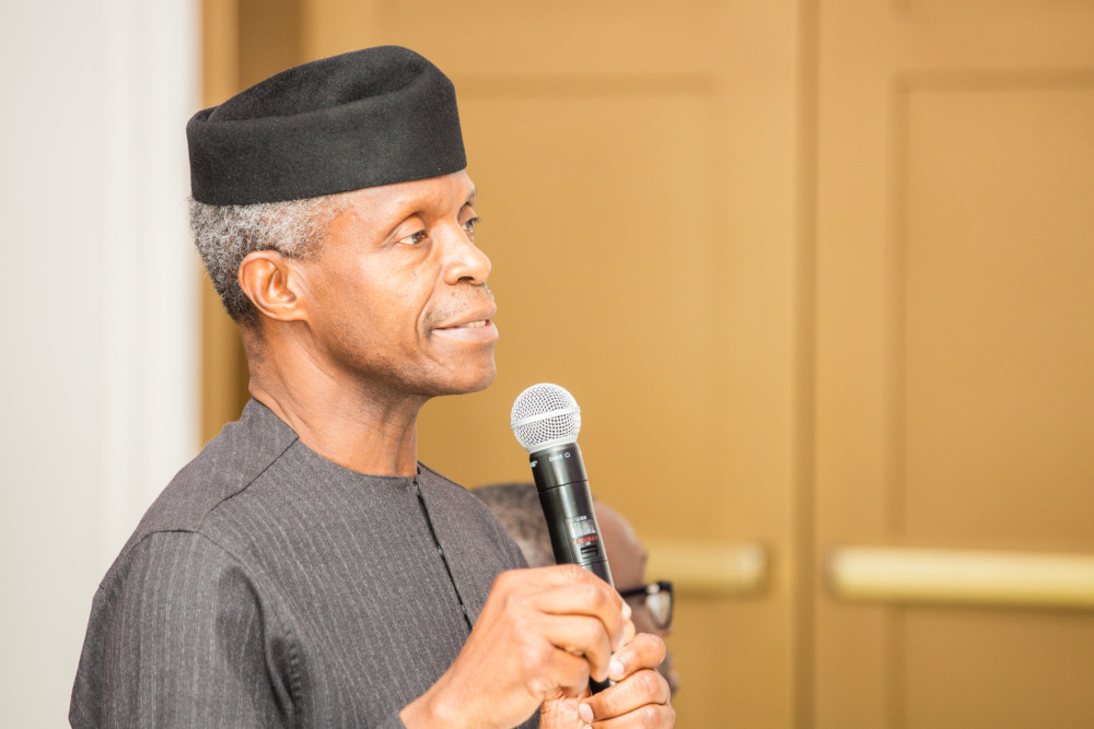 Xenophobic Attacks on Nigerians are Reckless and Unacceptable – Osinbajo
