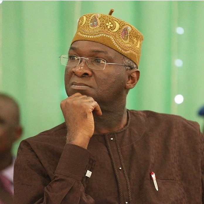 """Fashola says Nigerian Roads are """"not that bad,"""" Nigerians say maybe he should Take a Roadtrip"""