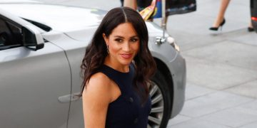 Meghan Markle is crowned the Ultimate Style Queen of 2019 by Lyst