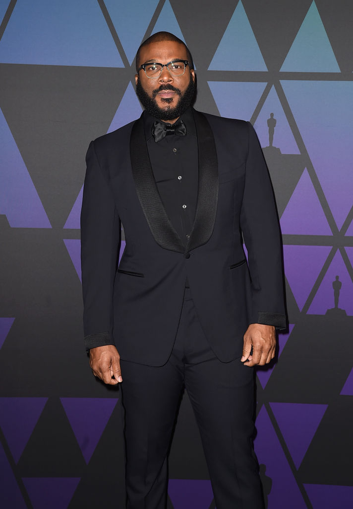Tyler Perry sends Relief Materials to Victims of Hurricane Dorian with Private Seaplane