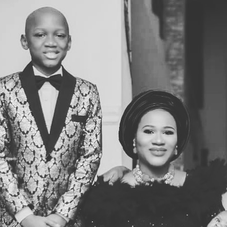 BN Sweet Spot: Nino Idibia has a lovely birthday for mum Sunmbo Adeoye | BellaNaija