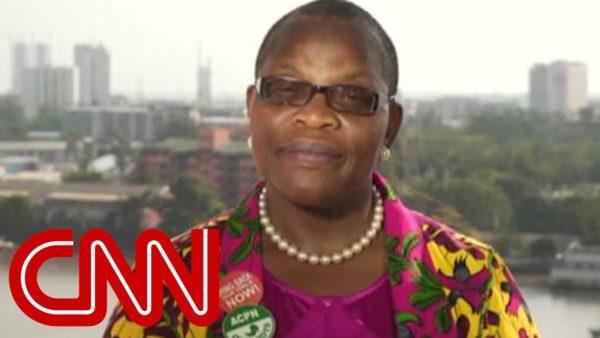 Oby Ezekwesili talks ending Corruption & Boko Haram in interview with Christine Amanpour | BellaNaija