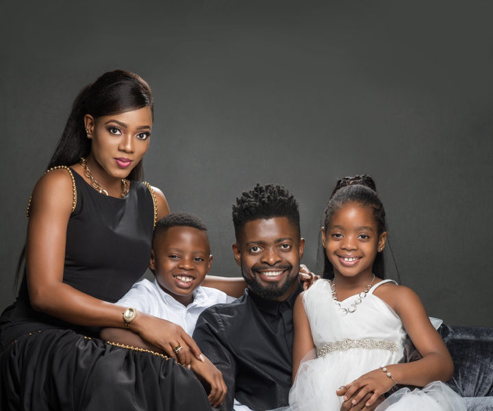 Elsie Okpocha  Basketmouth celebrate 8th Year Wedding