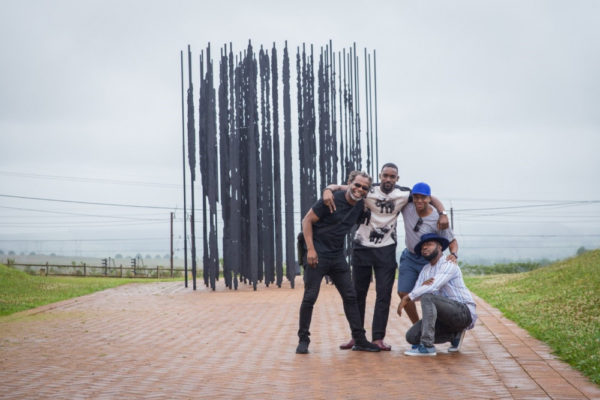 Infinix Mobility & SA Tourism took Celebrities to Experience the South African Culture, dawuroGH