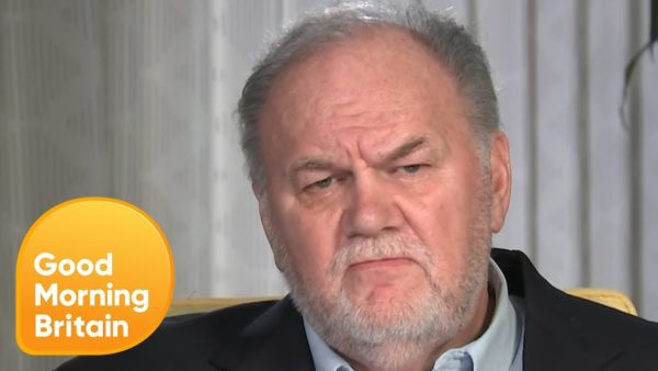 """I love you very much"" - Meghan Markle's dad Thomas wants his Daughter to Make Contact 