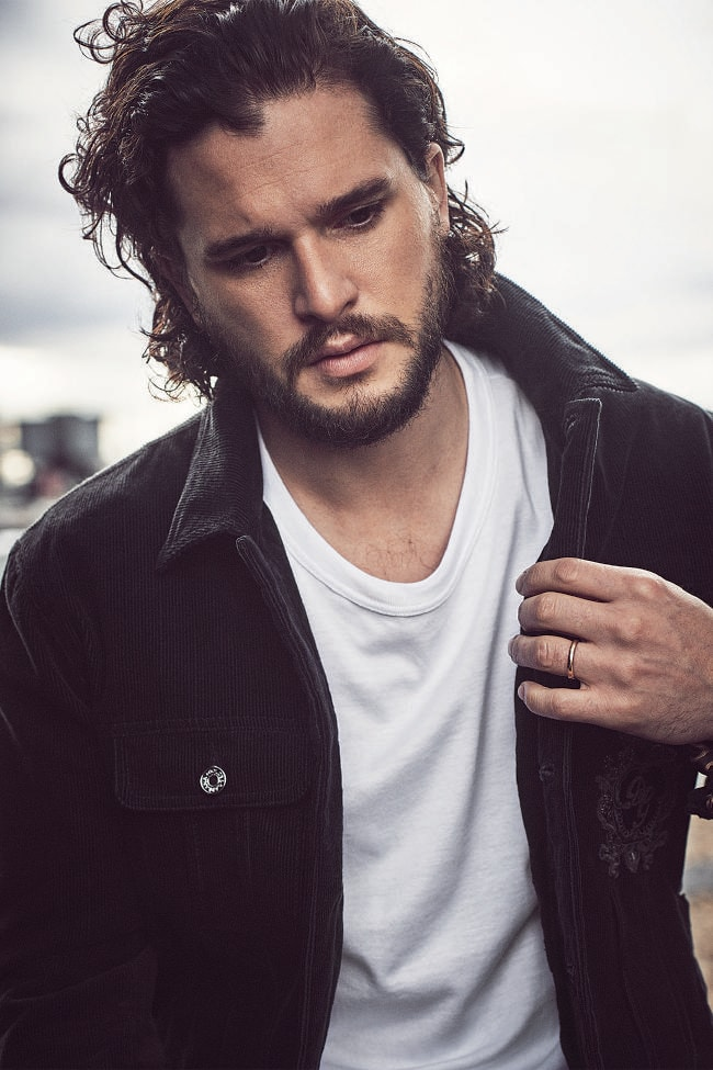 Kit Harington For GQ Magazine