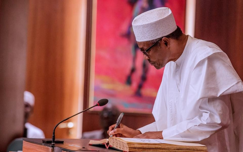 President Buhari Signs Financial Autonomy of State Legislature & State Judiciary into Law   This is What it Means