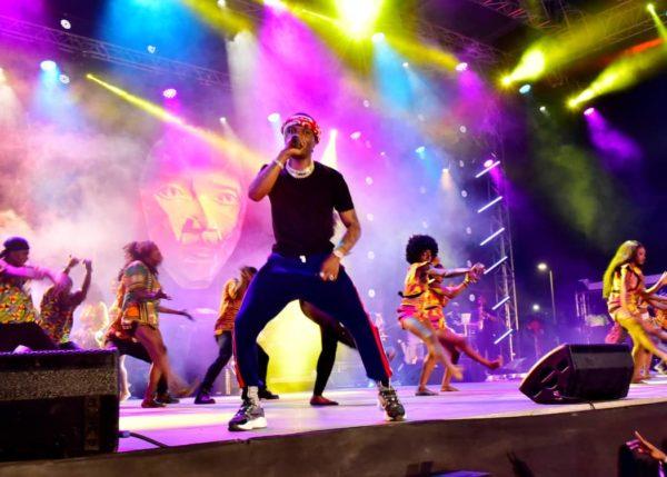 Ciroc at Wizkid Live in Concert Event