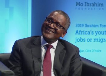 Dangote to Give the Abuja Stadium a Facelift, Minister of Sports Shares