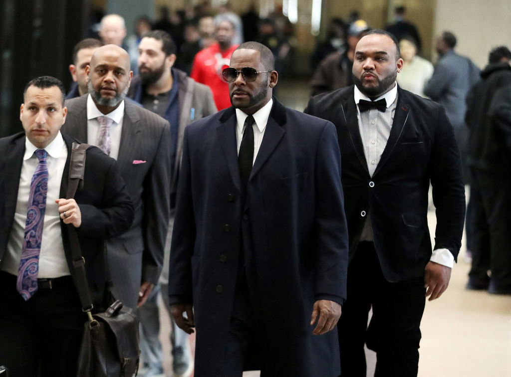 Woman who Posted $100okay Bail for R. Kelly says She wants her Money Back