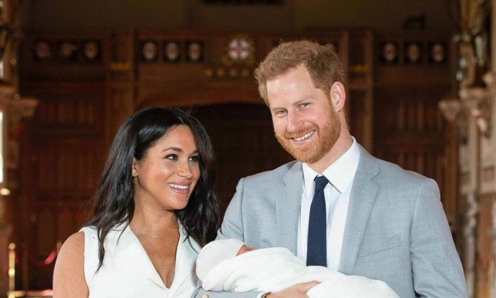 Meghan Markle is All About the Privacy of Baby Archie