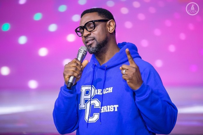 Niyi Ademoroti: Biodun Fatoyinbo is Back on the Pulpit & No One is Surprised