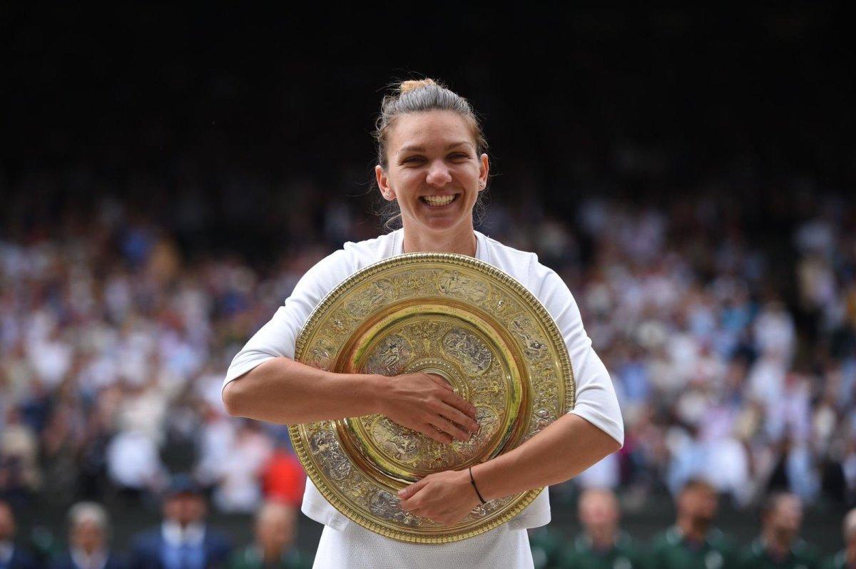 Simona Halep beats Serena Williams to claim first Wimbledon Title